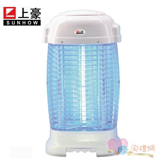 淘禮網  上豪15W電子捕蚊燈 SH-1589
