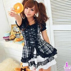 絕對童話!可愛澎澎連身裙 角色扮演 cosplay 情趣用品