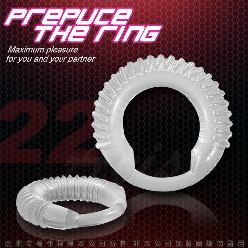皮阻復環 貝殼造型 L號 內直徑2.2公分 持久激情套環 情趣用品