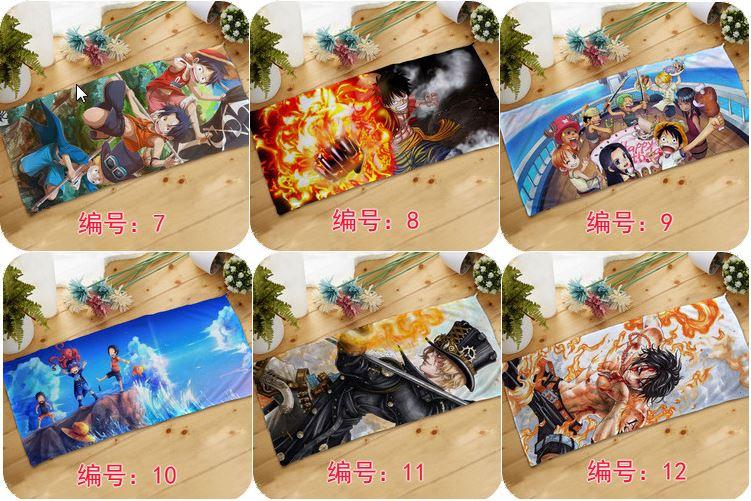 【憶童趣】動漫 海賊王 創意大浴巾 70x140 《一》