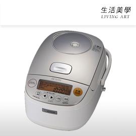 嘉頓國際 日本製 ZOJIRUSHI【NP-BG10】六人份 鐵器厚釜 象印 IH壓力 電子鍋 電鍋