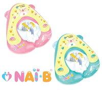韓國【奈比】嬰兒趴式泳圈 (2歲以下適用) 兩色可選 _好窩生活節-安琪兒婦嬰百貨-媽咪親子推薦