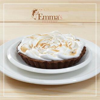 【Emma's】花漾乳酪塔6吋(巧克力)☞狂銷ⓃⓄ.①人氣團購榜上榜☜❤野餐甜點、團購、伴手禮首選❤
