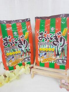 Masuya三角飯糰米果-160g包