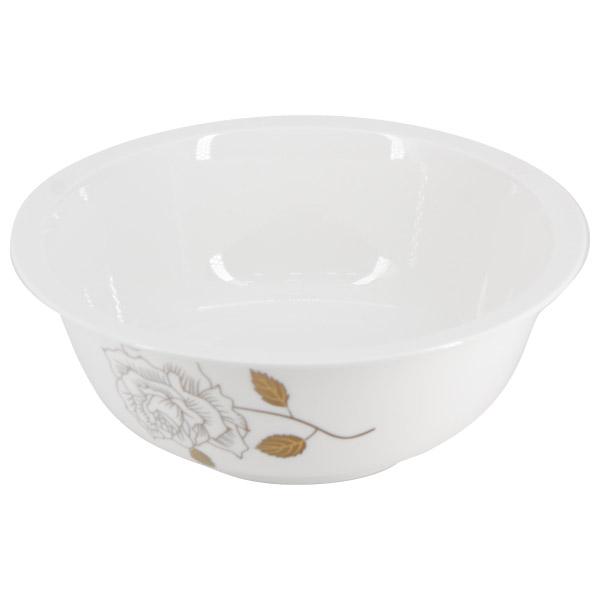 9吋湯碗 雅麗玫園 AA908 NITORI宜得利家居 0
