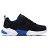 Shoestw【97842LBBLM】SKECHERS TECHTRONIX 中童鞋 運動鞋 慢跑鞋 記憶鞋墊 黑藍綠 黏帶 2