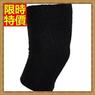 護膝 運動護具(一雙)-膝蓋加厚保暖毛巾舞蹈老年人運動護膝五色68z19【獨家進口】【米蘭精品】