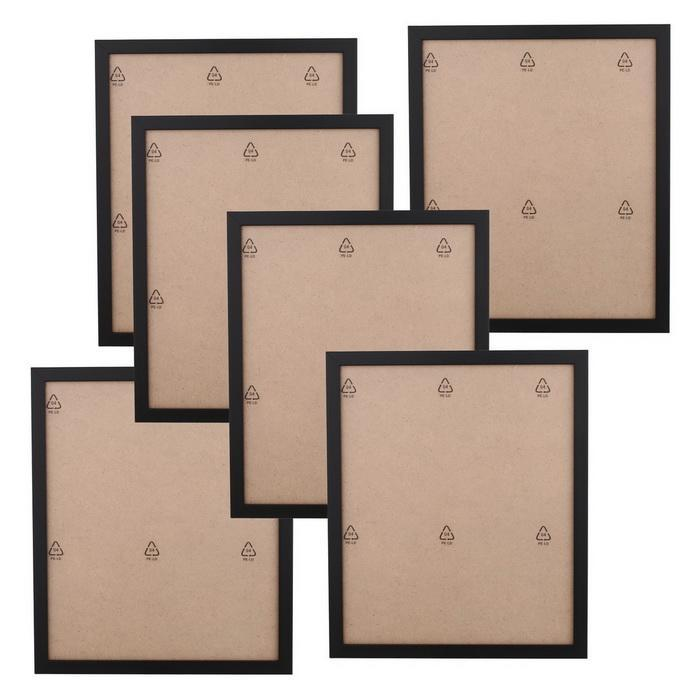 6 Pieces 12inch Wall Hanging Decor Picture Frame 0