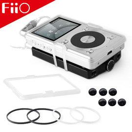 【FiiOX1專屬配件-HS12耳擴綑綁組合】可搭配E11k耳機功率擴大器【風雅小舖】