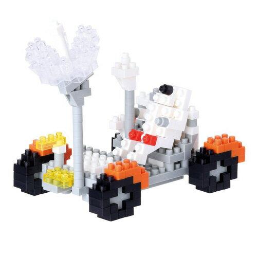 【Nanoblock積木】月球登陸車NBH-085