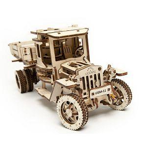 Ugears 自我推進模型 (Truck UGM-11 四輪驅動卡車) 0