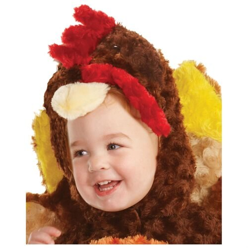 Turkey Toddler Halloween Costume - Size 2T-4T 1