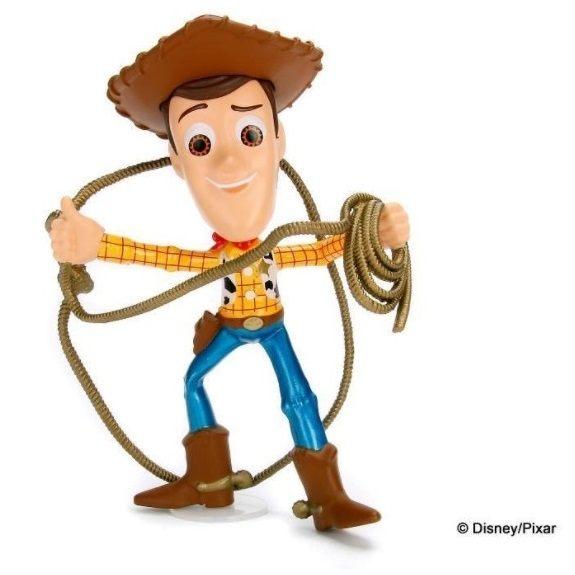 【JADA】迪士尼4吋合金公仔-胡迪