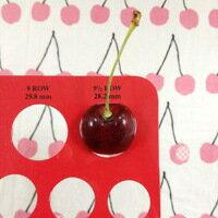 紐西蘭經典紅櫻桃 28mm/2公斤 產地限量空運直送◆過年送禮情意足◆ 2