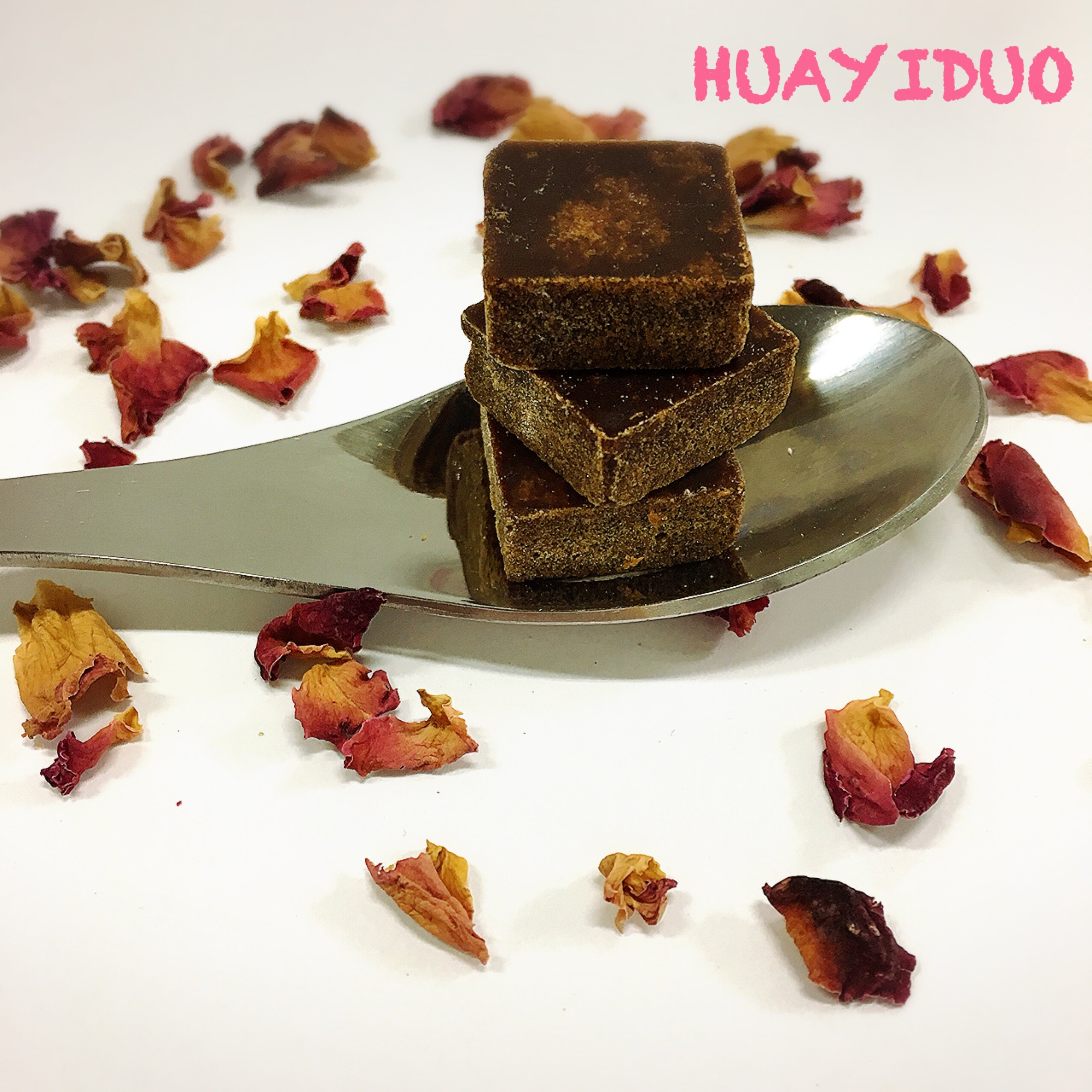 ★年節禮盒特賣【原味小角切黑糖塊】10入/300g 糖果/一口糖