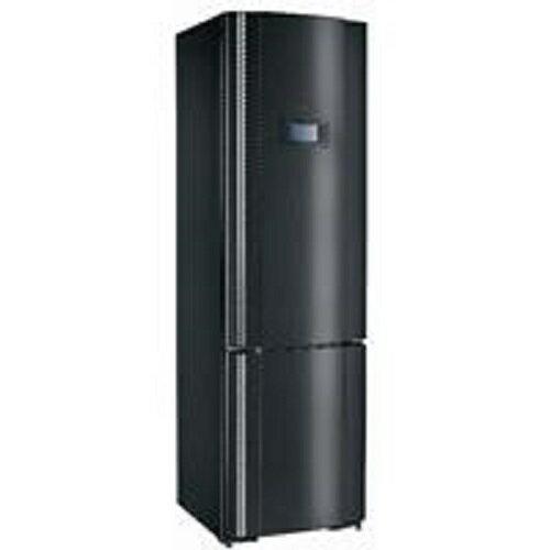 Gorenje歌蘭妮NRK67365SBSwarovski水晶冰箱(黑)320L