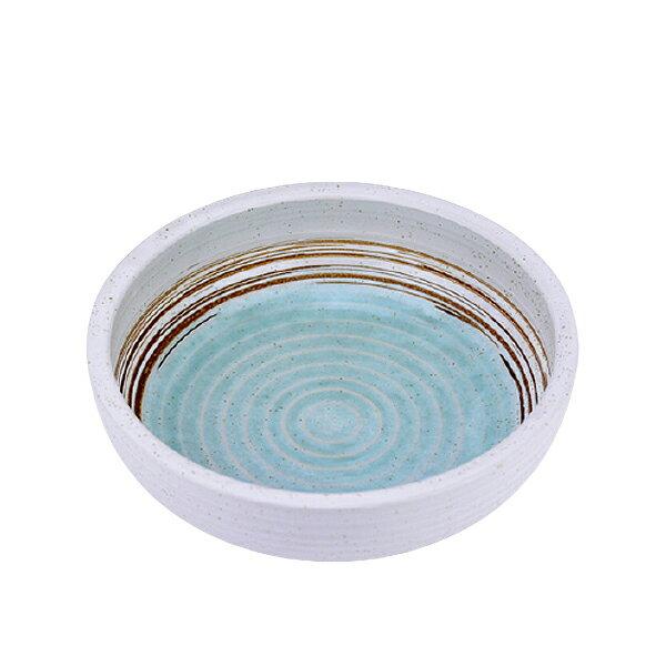 日式餐具 綠如意系列  8吋厚缽 |沙拉碗|水果碗|冰品碗|套組餐具系列 |堯峰陶瓷