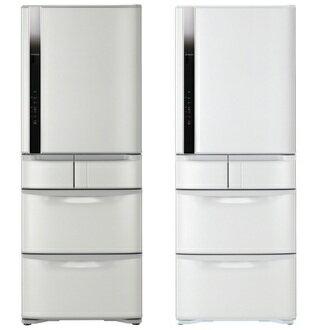 昇汶家電批發:HITACHI 日立 五門日本原裝冰箱RS59FJ