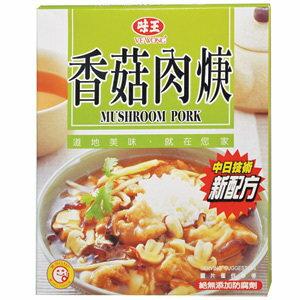 味王 調理包-香菇肉羹 200g