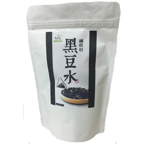 ★衛立兒生活館★阿華師茶業 纖烘焙-黑豆水15*12入/袋