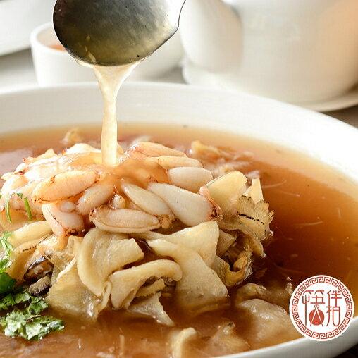 紅燒魚翅羹 府城總鋪師 宴席菜 年菜 冷凍調理包 2000g±50g 8~10人份