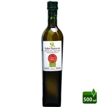 智慧有機體 西班牙莎蘿瑪冷壓初榨橄欖油500ml 純果油 柔順香醇 超過120年頂級老樹