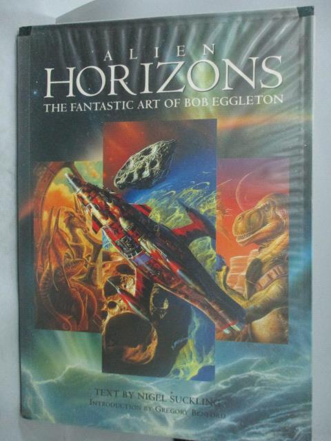~書寶 書T3/科學_ZJL~Alien Horizons: The Fantastic