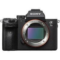 Sony Alpha a7 III Mirrorless Digital Camera ILCE7M3/B