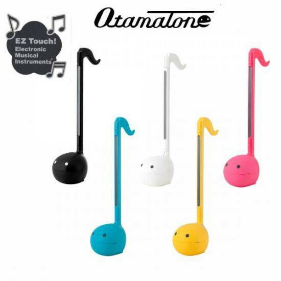【代購】Otamatone 明和電機 音樂蝌蚪電子二胡 玩具 樂器 27cm 黒【星野日貨】 2