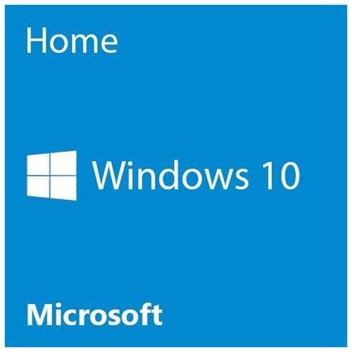 Microsoft Windows 10 Home 64-bit - License - 1 License - OEM - PC - DVD-ROM - English 0