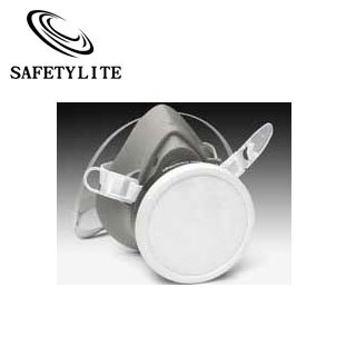 【safetylite安心生活館】《滿額899免運》3200-55 3M 單罐式防毒面具組