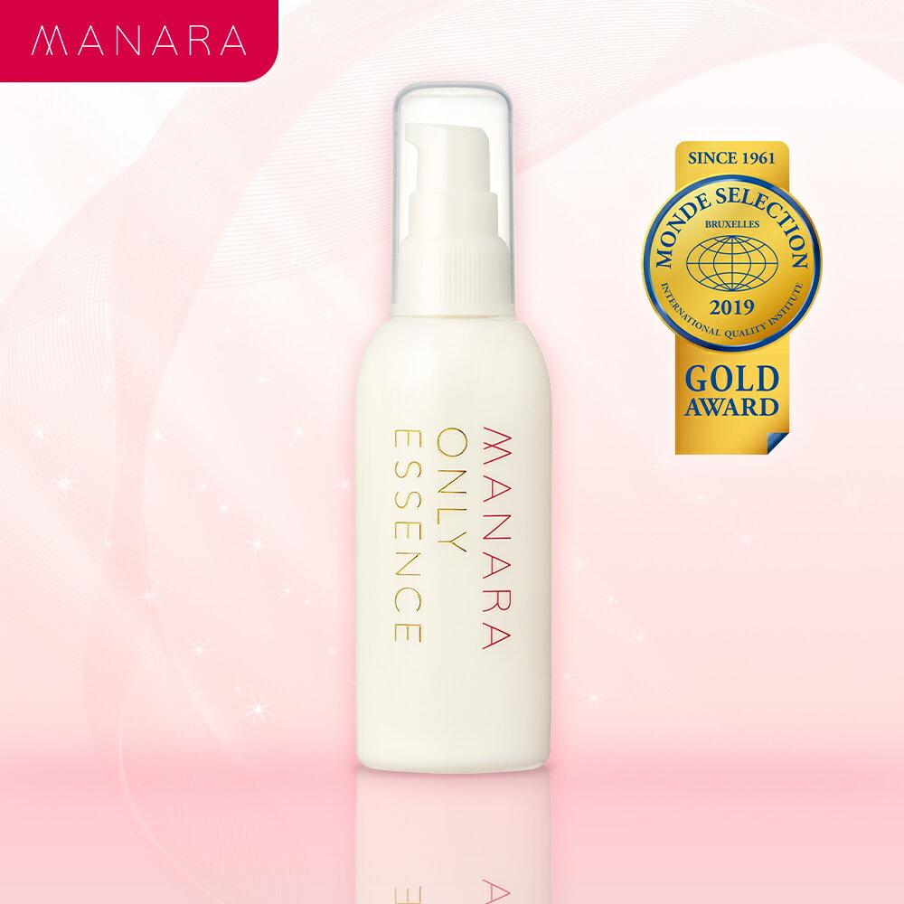 [官方直營] 女人我最大賞得獎商品 MANARA全效活膚保濕精華露100ml - 限時優惠好康折扣