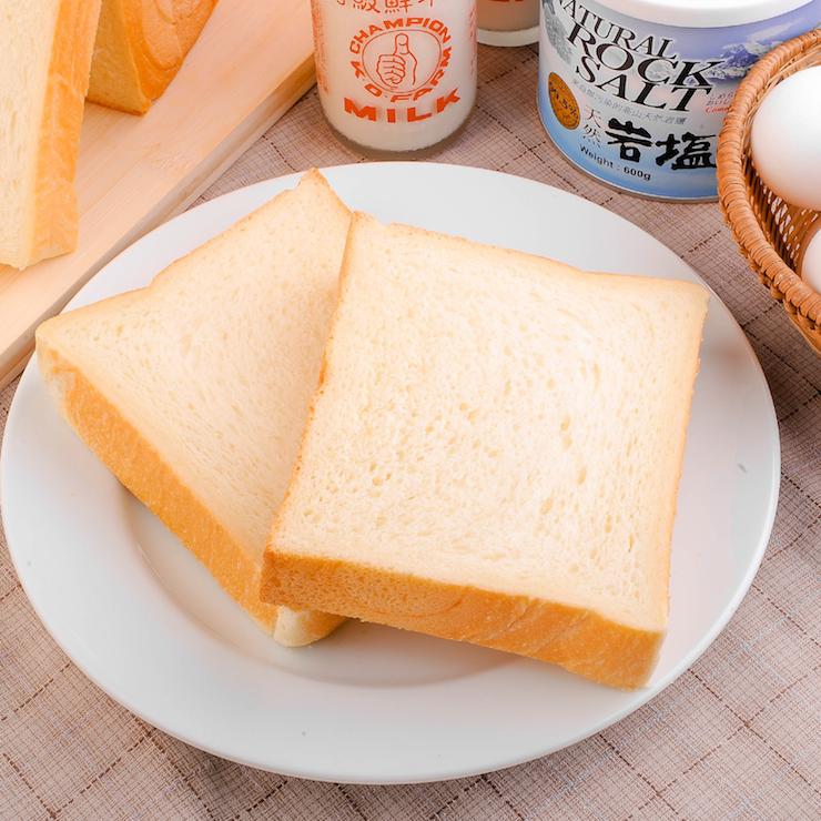 【17號穀倉手工吐司坊】湯種鮮奶原味吐司(約900g/1條)
