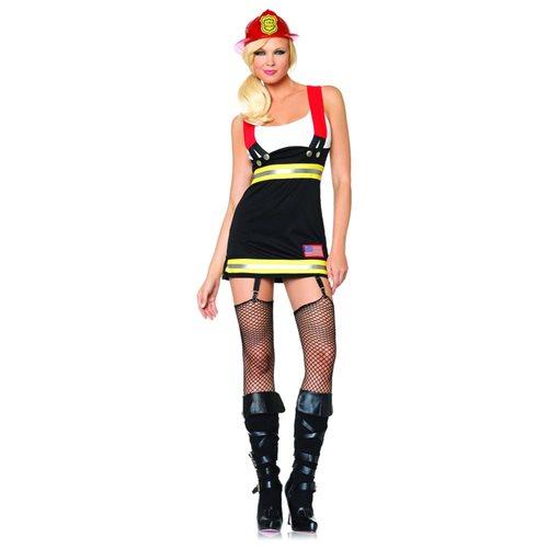 Backdraft Babe Adult Costume 0
