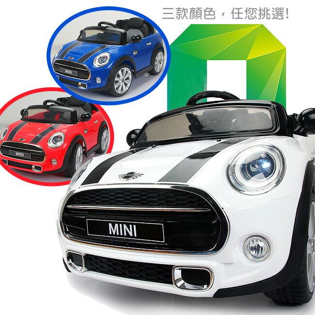 ~KC品牌 車系列~MINI 單人座越野雙驅電動車 F56