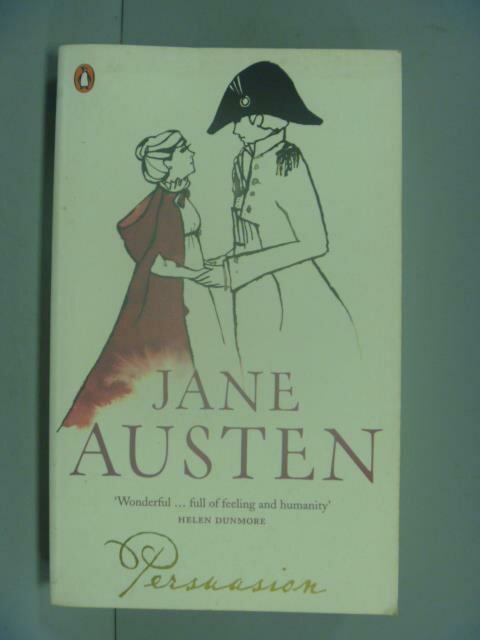 ~書寶 書T1/原文小說_GEA~Persuasion_Jane Austen