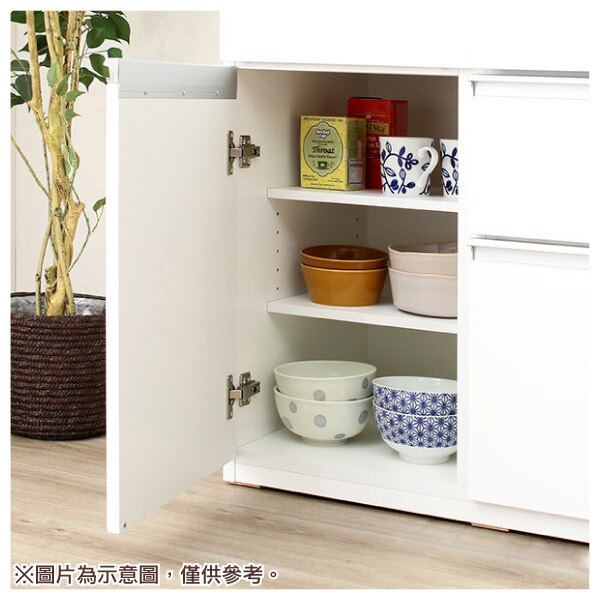 ◎廚房櫃台 CULY2 120CT WH NITORI宜得利家居 8