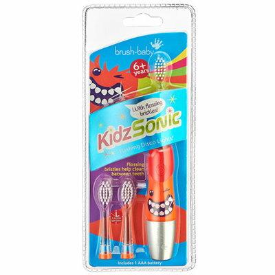 【brush baby】兒童聲波電動牙刷(6歲以上) - 限時優惠好康折扣