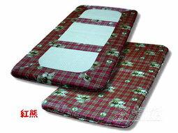 【台客嚴選】熊熊系列透氣單人床墊/學生床墊