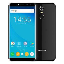 G-PLUS 5.5吋智慧型手機F53 - 黑【愛買】