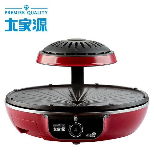 【大家源】紅外線無煙燒烤爐(TCY-3706)【三井3C】
