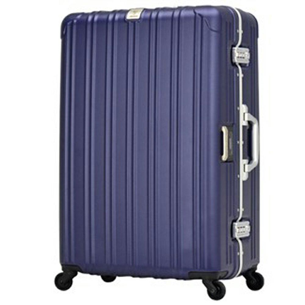 <br/><br/>  日本 LEGEND WALKER 6201L-62-25吋 電子秤行李箱 消光藍<br/><br/>