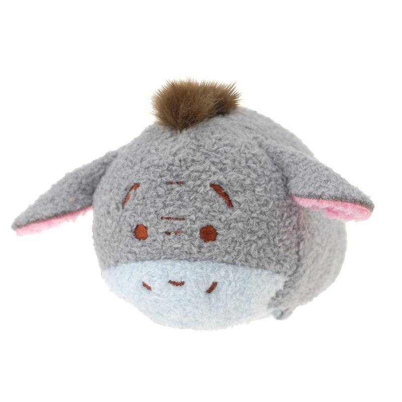 【真愛日本】14042900036   專賣店限定tsum娃S-驢子      迪士尼專賣店限定 沙包娃娃 小熊維尼