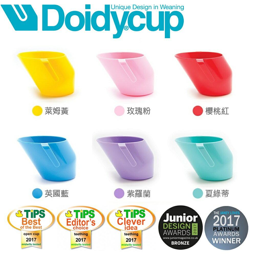 英國製 【DOIDY CUP】 彩虹學習杯/喝水杯/練習杯 (6色)