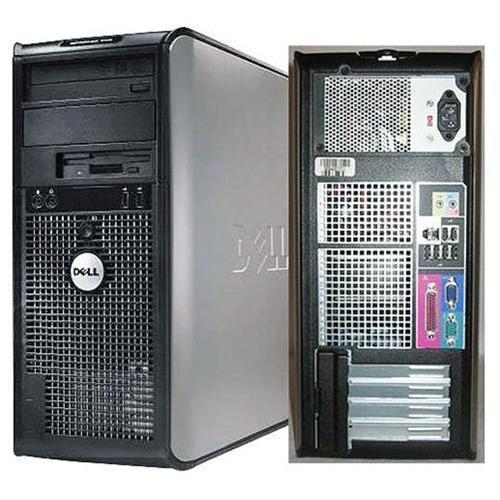Refurbished Dell OptiPlex 745 Pentium D 3400 MHz 250Gig HDD 2048mb DVD-RW Windows XP Professional Desktop Computer 0
