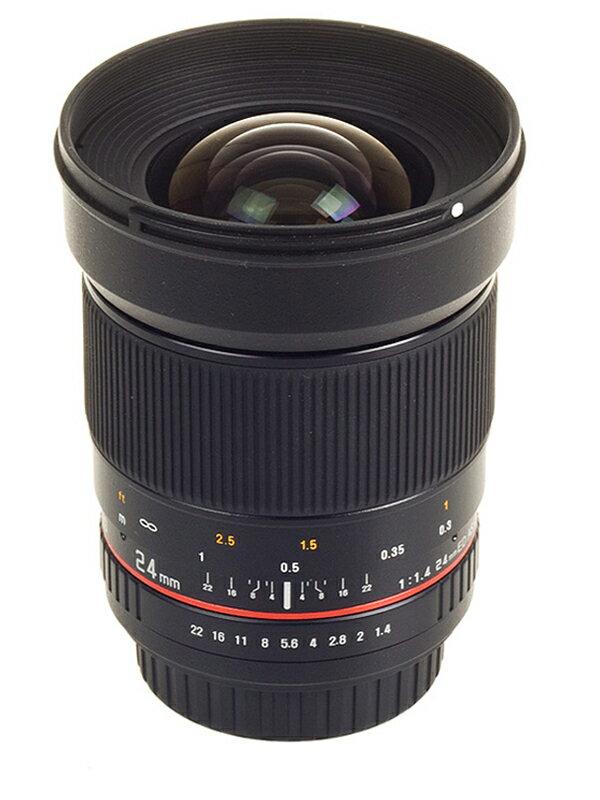 Samyang 鏡頭專賣店: 24mm/F1.4 ED ASPH UMC廣角  for Nikon AE 義文公司貨