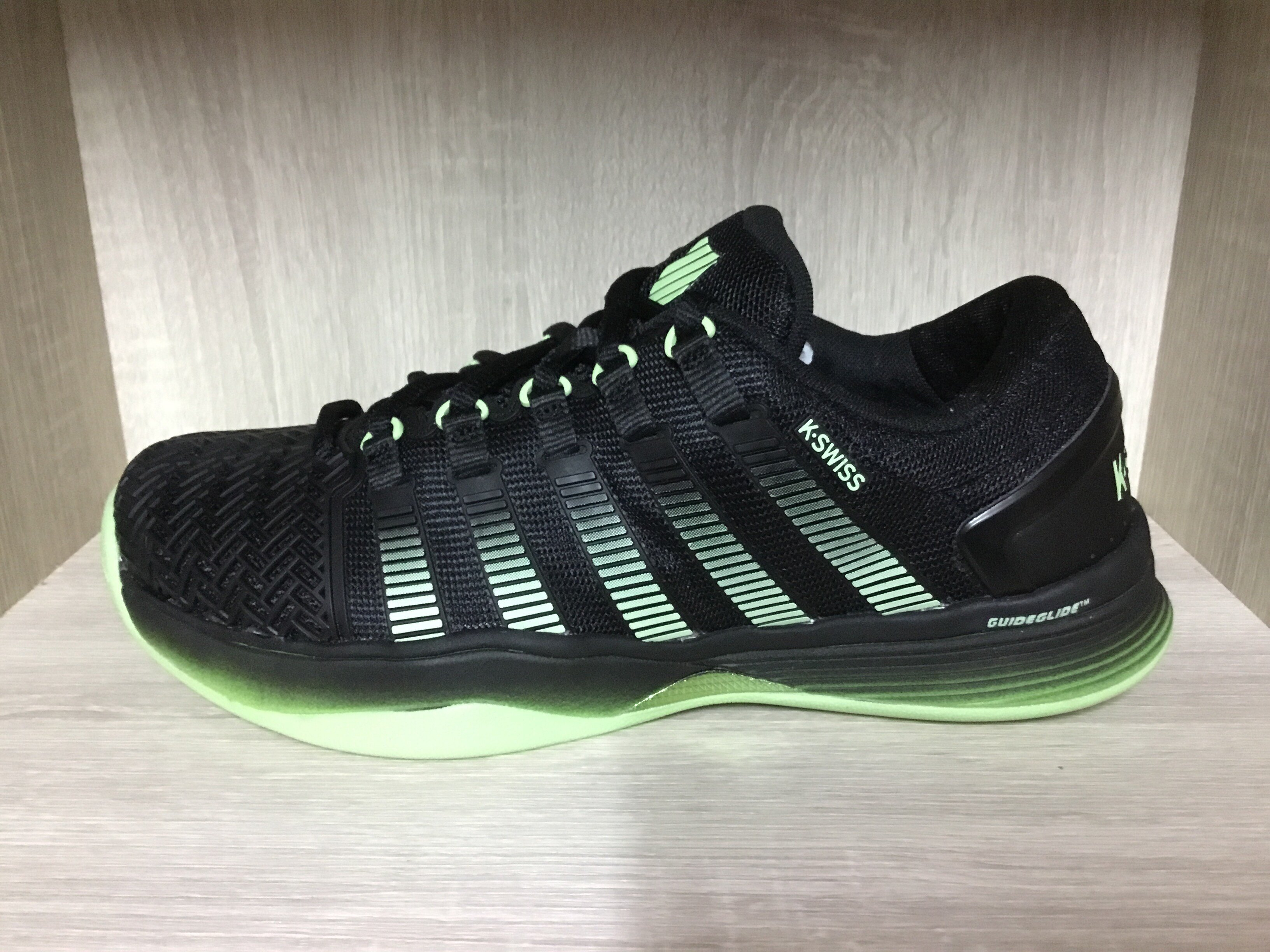2017 k-swiss hypercourt 2.0 專業男網球鞋