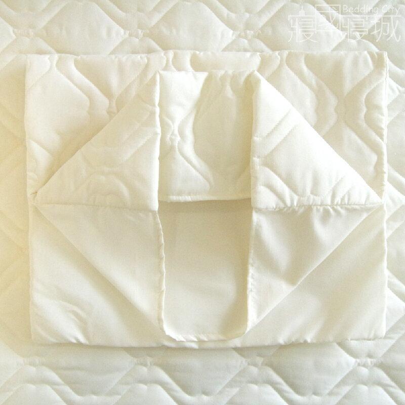 枕頭保潔墊(單品)日本DAIWA防螨技術、加厚鋪棉、可機洗  #防螨 #寢國寢城 2