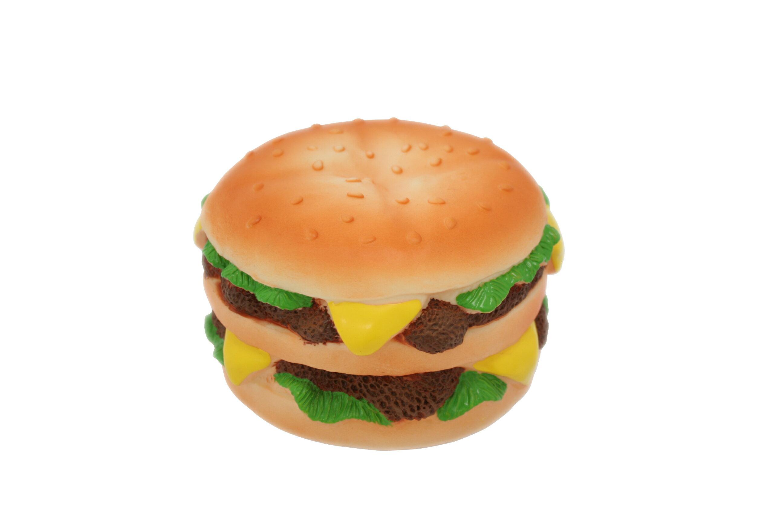 [ Perlapets普樂菓寵物精品館 ]好吃大漢堡