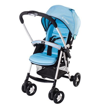 Combi 康貝 嬰兒手推車 Urban Walker Lite MC-水象藍【悅兒園婦幼生活館】